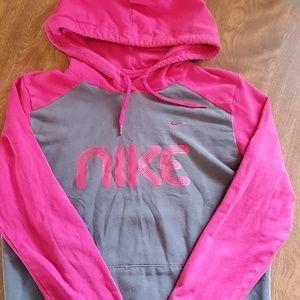 Nike hooded sweatshirt, Small